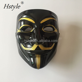 Cool Cosplay V For Vendetta Mask Anonymous Movie Guy Fawkes