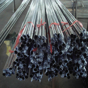 High quality 304 seamless/welded stainless steel pipe