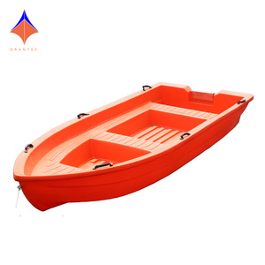Chinese Factory Low Price Top-Sale 4m Fashion Professional Sea Fishing Boat Lake 8 Persons
