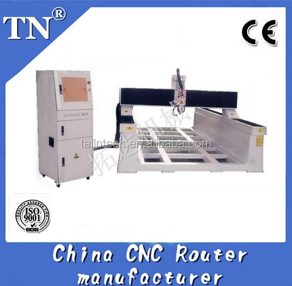 Alibaba china best selling double head sigh making ad cnc engraver