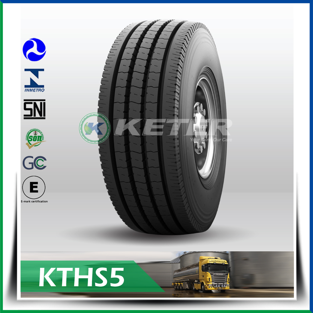 18 Wheeler Truck Tires 295/80R22.5 Tyre for Trucks 24.5 Truck Tires