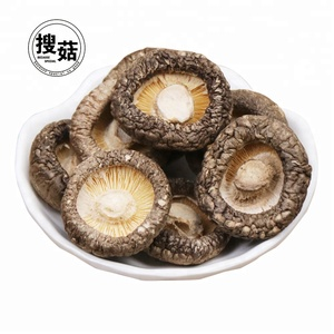 China supplier custom healthy organic dried shiitake mushroom wholesale