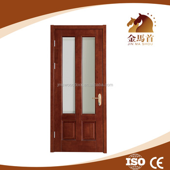 Alibaba china 2016 modern door design front white pvc for Wood door design 2016