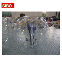 amusement park inflatable knock bumper ball human bubble football soccer ball