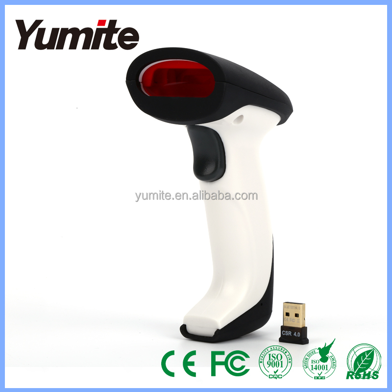 1D Bluetooth Cordless Laser Barcode Scanner For Android/IOS/Windows XP/7/8/Iphone/Galaxy/PDA With 600mAh Battery