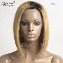 Heat Resistant Hair Lace Front Wig Synthetic