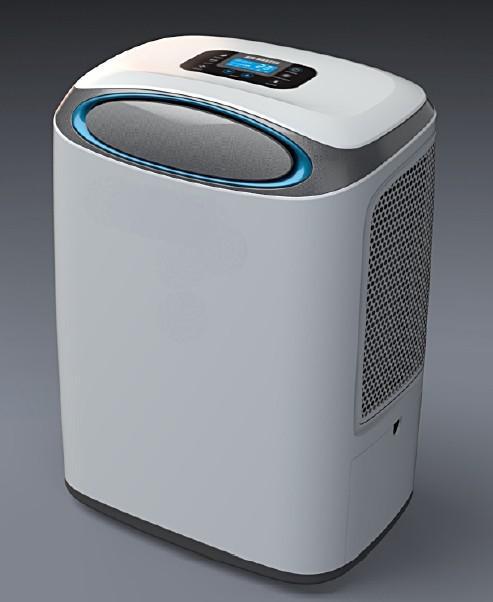 Climatiseur portable mini avec une faible consommation d - Mini climatiseur pour chambre ...
