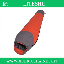 with carry case warm single sleeping bag for noon break