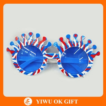6e04cffc6caa Party Favor Joke Plastic Crazy Party Sunglasses  Funky Party Glasses ...
