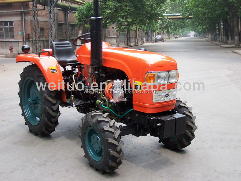 2017 hot sale farm tractor TY184 18hp for Africa market