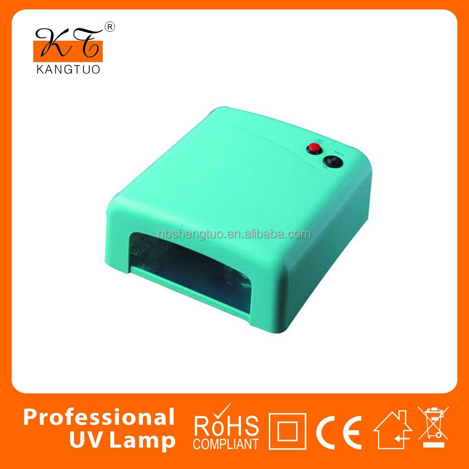 36w New model UV nail lamp with 120s Automatic Timer KT-818