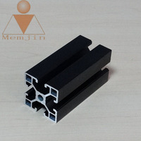eleltrophoresis aluminum extrusion frame for window door and curtain wall/aluminum window extrusion profile