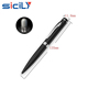 8GB Black color Pen shape digital voice recorder without display , voice recorder pen,easy operating dictaphone with U-disk