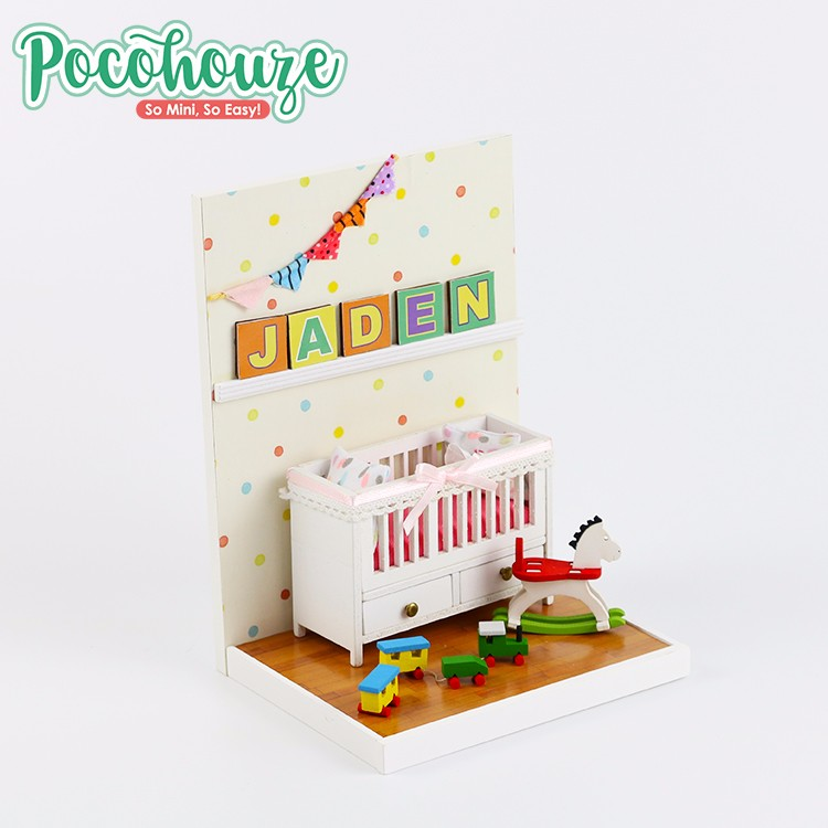 Diy Dollhouse Furniture Set Small Doll Furniture Toy House Buy Doll