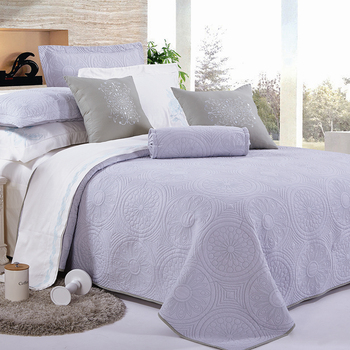 Modern Design Queen Size Fitted Bed Sheet High Quality Turkish Bedspread Set