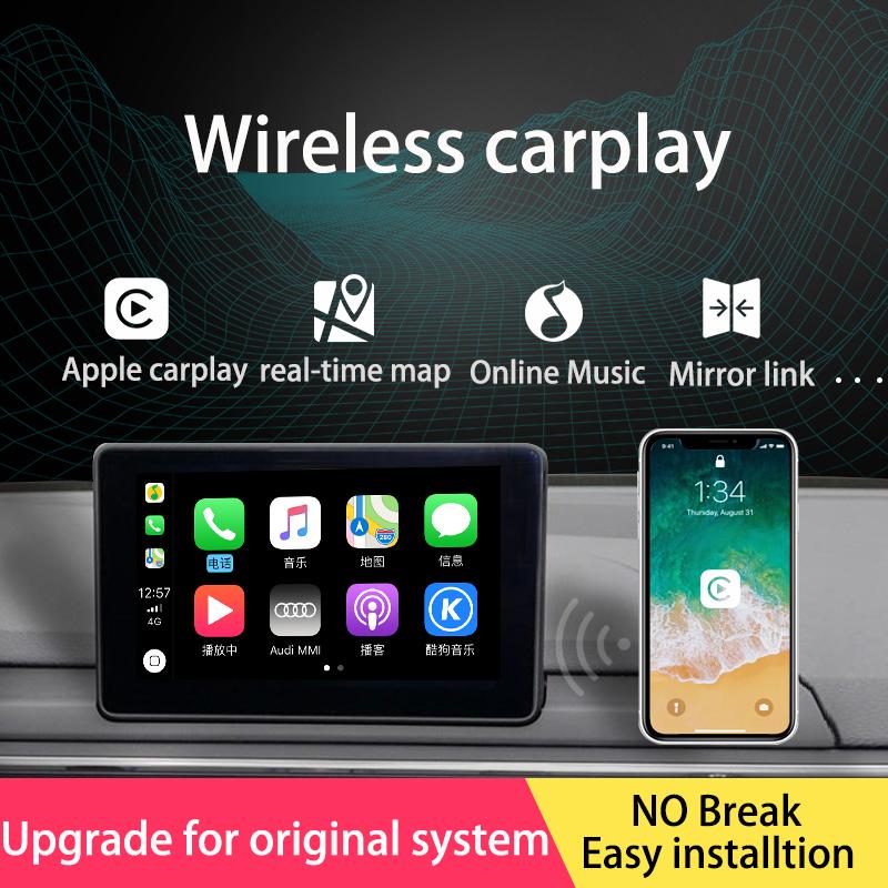 Carlinkit Apple Carplay Android Auto Car Multimedia Video Interface Carplay  For Audi Bmw Mercedes - Buy Multimedia Interface For Bmw,Multimedia Video