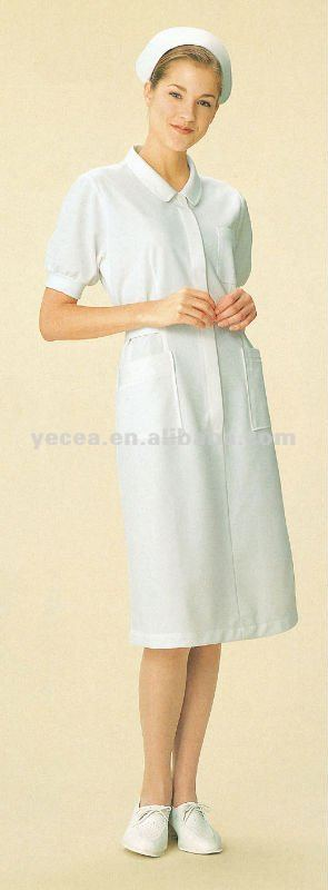 nurse white dress uniform