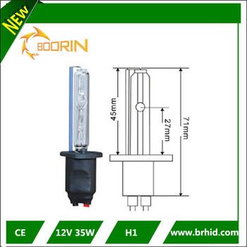 Super Brightness 12v 3000k To 30000k 35w 55w H1 H3 H7 Hid Xenon ...