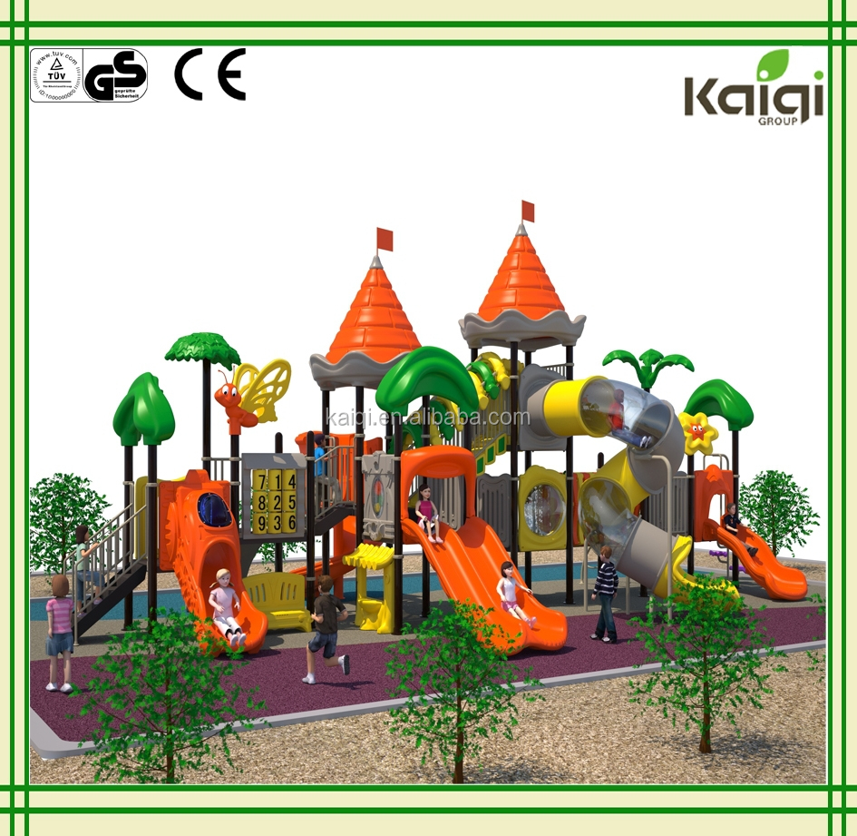 Great sale in the world colorful kids castle playground equipment