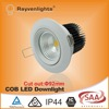 3years warranty recessed dimmable epistar 10w cob led downlight