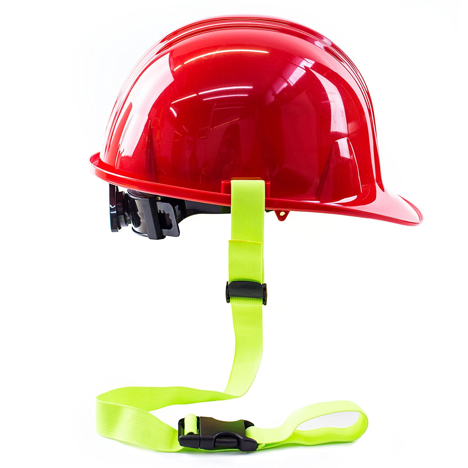 4ae9fe1e52a Get Quotations · RK Safety Clamp Hard hat Lanyard (Clamp