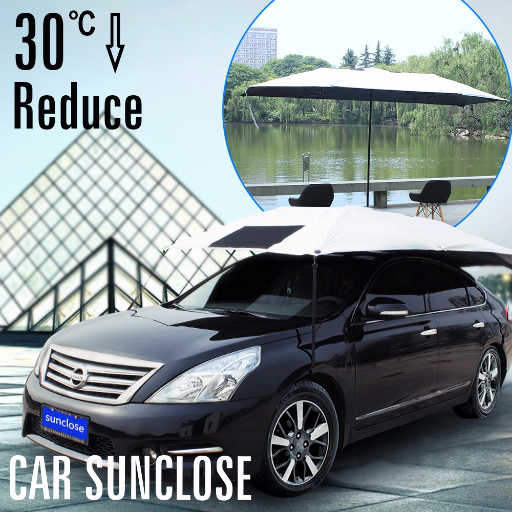 SUNCLOSE Factory fast cover accesories car rear window shades for cars heat transfer printing london umbrella