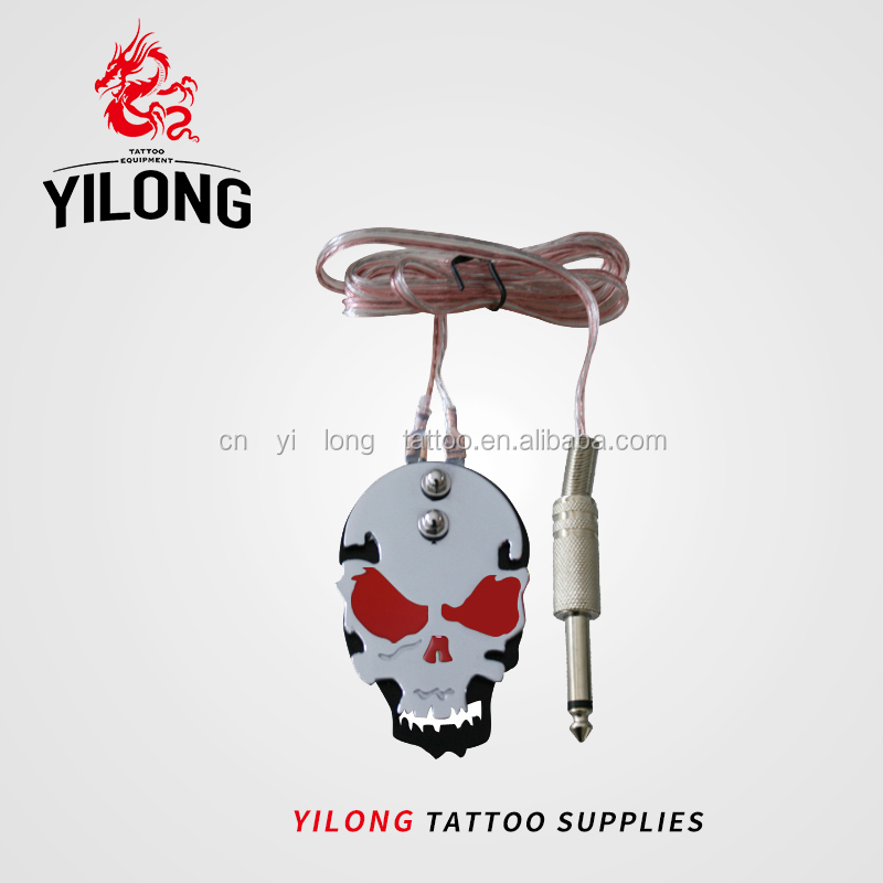 Yilong blue homemade tattoo foot pedal factory for tattoo-4