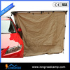 Easy folding Camper 10-wheel new man truck awning price