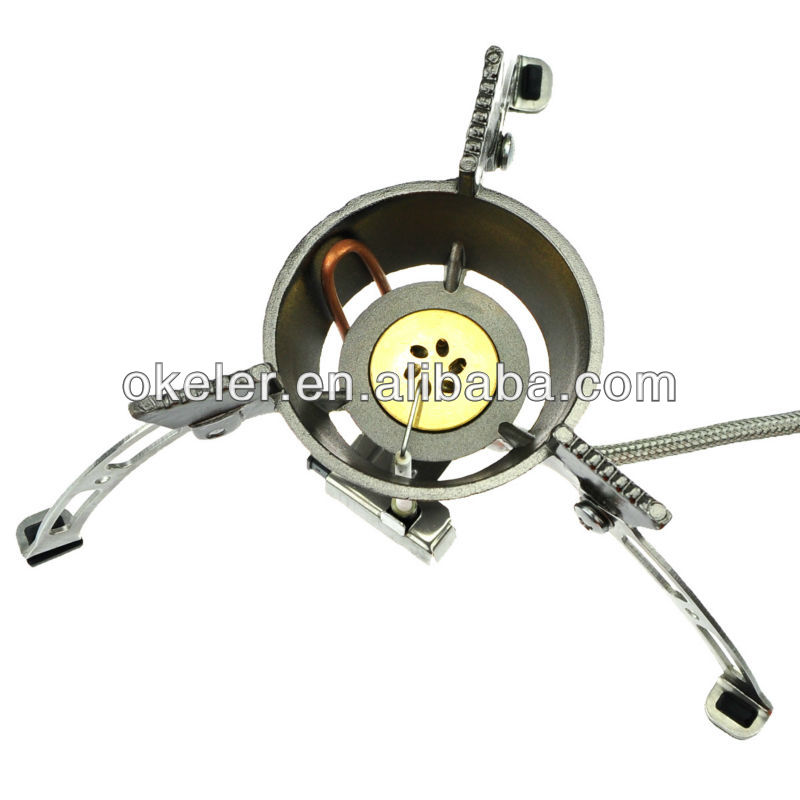 Foldable Portable Picnic Gas Stove Fire-starter For camping hiking