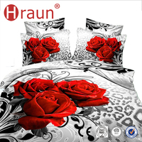 Top Quality Hypoallergenic 3D Bed Sets Uk