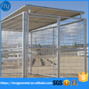 Stainless steel kennel for big animals/Solid cage dog cage/chain link dog house