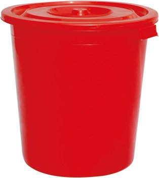 Food Grade 60 Litre Plastic Buckets With Lids