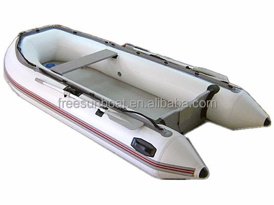 Aluminum Floor Zodiac Inflatable Blow Up Boat Inflatables