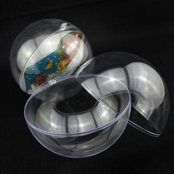 Biglie Di Plastica Vendita.Aprire Sfera Sfera Di Plastica Dura Apribile Palline Di Plastica