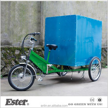 ESTER 500W Electric Cargo Trike/Tricycle CHILWEE Battery, rear motor