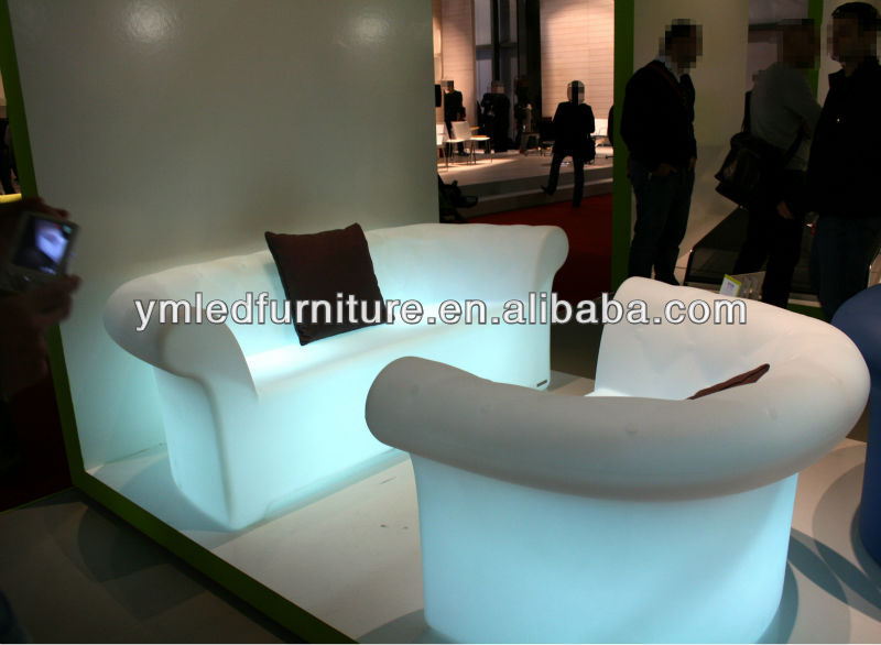 Hot S Modern Design Plastic Waterproof Led Light Sofa Ym Series Lighting Rechargeable