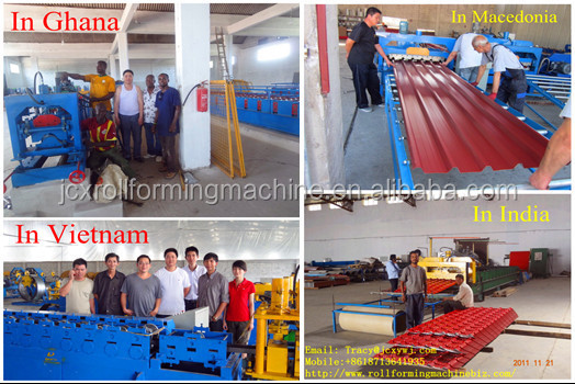 2014 High Quality Auto Seamless Gutter Machine for sale