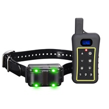 PTS1200 Remote dog trainer collar combine remote control & anti bark