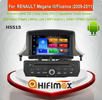 hifimax android 6 0 renault megane 3 navigation with bluetooth car radio for renault megane iii. Black Bedroom Furniture Sets. Home Design Ideas