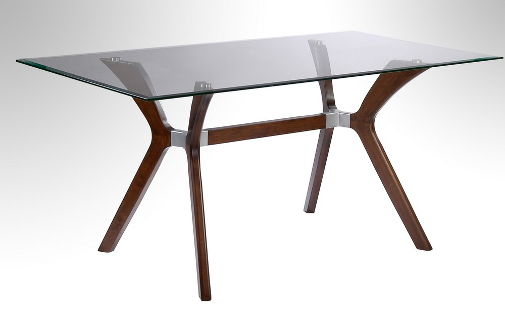 Customized Dining Table Tempered Gl Top
