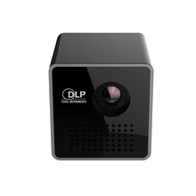 LED Portable Mini Projector 500LM Audio 3.5 Mm 320X240 Pixel USB Mini LED DLP Mesin Lampu <span class=keywords><strong>Proyektor</strong></span>