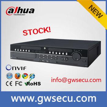 Dahua 64 Channel Dvr 8 Sata Iii Ports Up To 48tb 384mbps H 265 4k Nvr Dahua  Nvr608-32-4k Dahua Nvr 64ch Nvr Nvr608-64-4k - Buy Dahua Nvr,Dahua 64