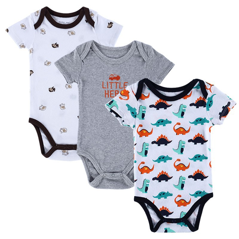 bcbdd78ca97d Detail Feedback Questions about BABY BODYSUITS 3PCS 100%Cotton ...