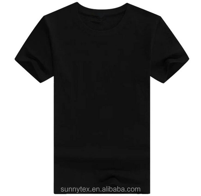 Black T-shirt, Black T-shirt Suppliers and Manufacturers at ...