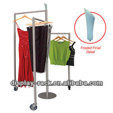Floor standing clothes stand to hang clothes HSX-1184