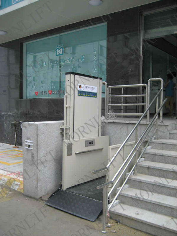 Hydraulic Wheelchair Lift : Hydraulic wheelchair lifts in scissor type buy