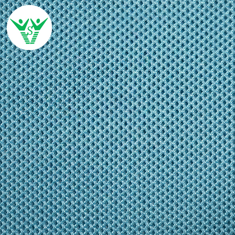 100% polyester honeycomb 3d sandwich air mesh fabric for home textile/sports shoes