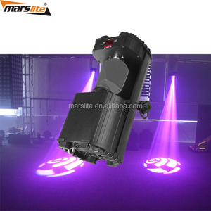 2018 guangzhou marslite high quality 30W LED Scanner 8 colors + gobos + spot stage lighting