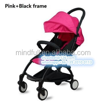 Alibaba hot selling baby stroller/Easy fold stroller/Colorful baby trolley