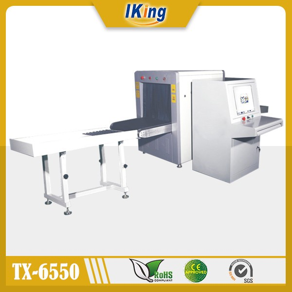 Security check equipment Airport X ray baggage scanner for airport security check